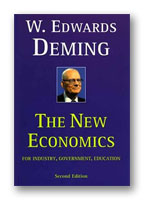 The New Economics By W Edwards Deming